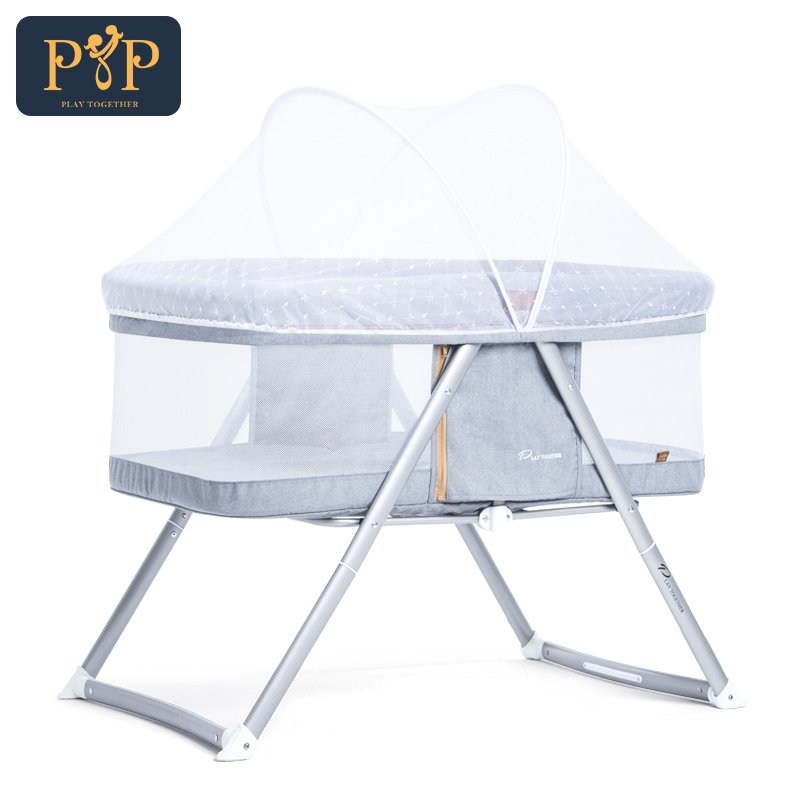 6a9ba04cd3 Detail Feedback Questions about Portable Baby Bed Infant Travel Folding  Baby Crib Breathable Kids Nest Baby Cots For Newborns on Aliexpress.com