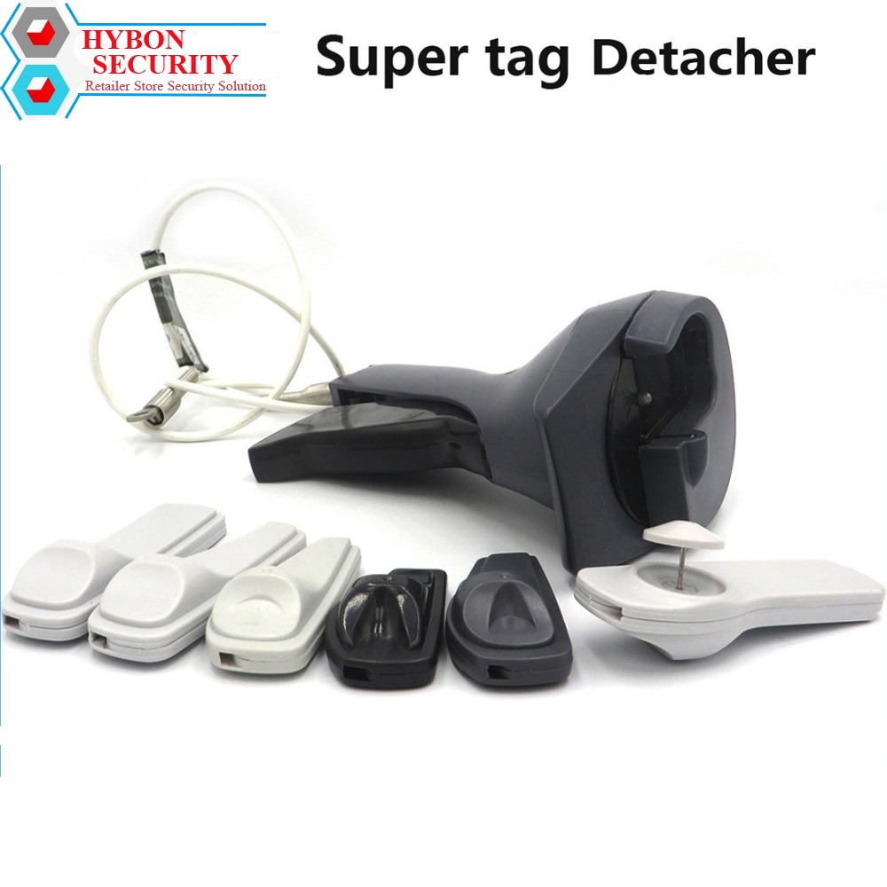 HYBON Alarm Removerr Security Detacher Handheld Gun Magnet Security - Seguridad y protección - foto 1