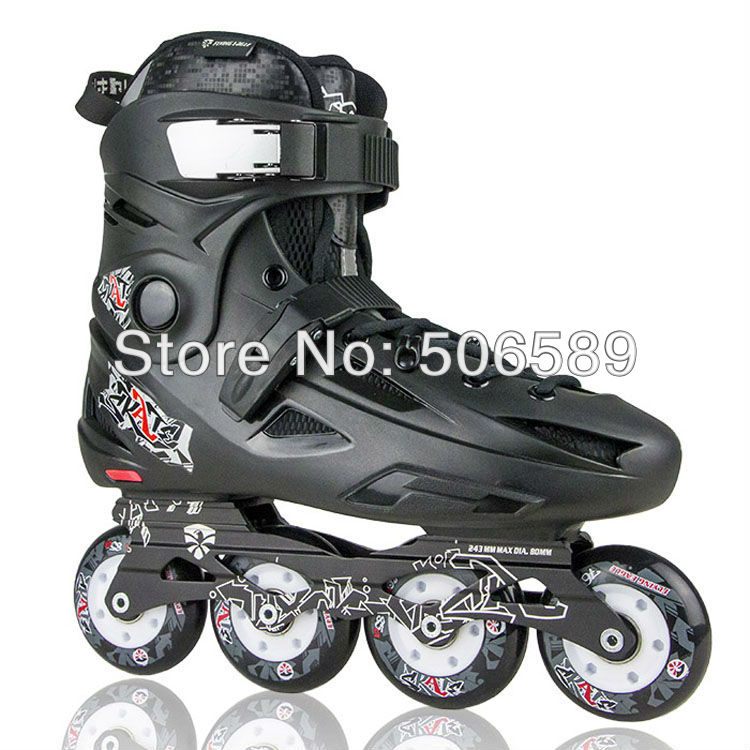 adult's roller skates inline skating F2 2013 white and black flying eagle F2 expert 220 w 200 f2 f2 f2 000 серии