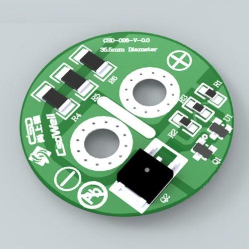1pcs NEW 2.7V 500F Super Capacitor Balancing Protection Board C9