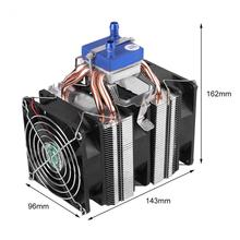 цена на VBESTLIFE Thermoelectric Cooler Semiconductor Refrigeration Water Chiller Cooling Device for Fish Tank Thermoelectric Cooler