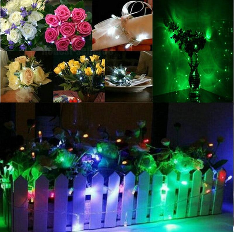 fцветым гирлянда для декора цена