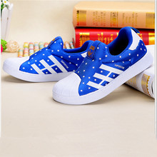 2016 New Brand Children Casual Shoes Fashion Mesh Kids Sports Shoes Lace-up Boys Girls Outdoor Shoes boys girls sneakers shoes