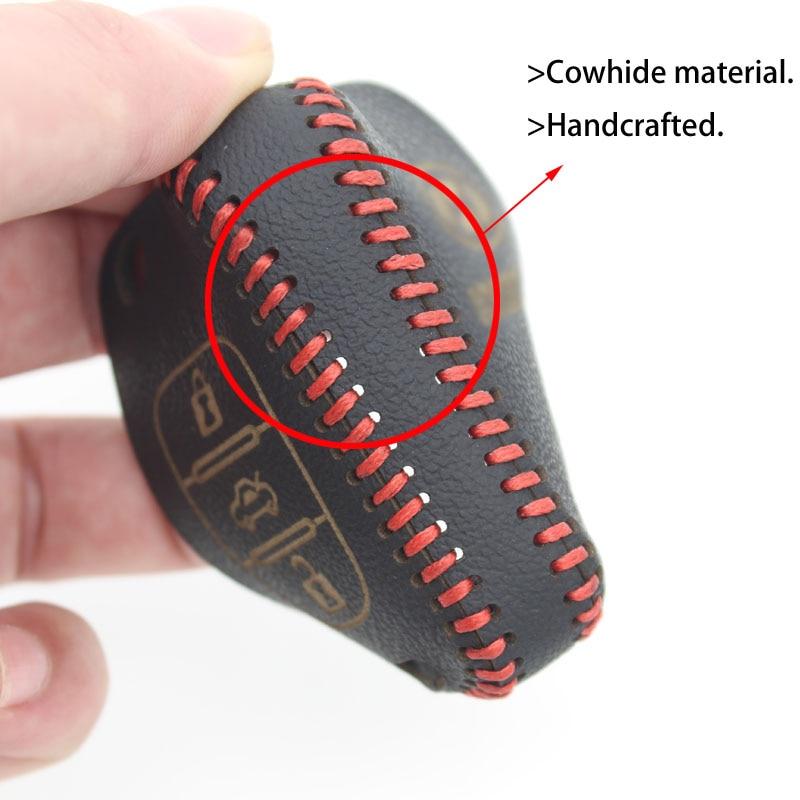 Dongzhen Cubiertas con llave de 3 botones para automóvil Funda - Accesorios de interior de coche - foto 2