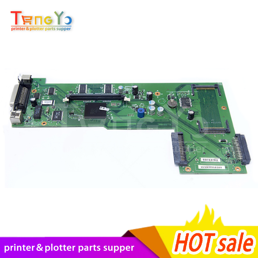 Q6498-69002 Q6498-67901 Q6498-67902 Formatter Board logic Board MainBoard mother board For HP5200N HP5200DN HP5200DTN Series цена