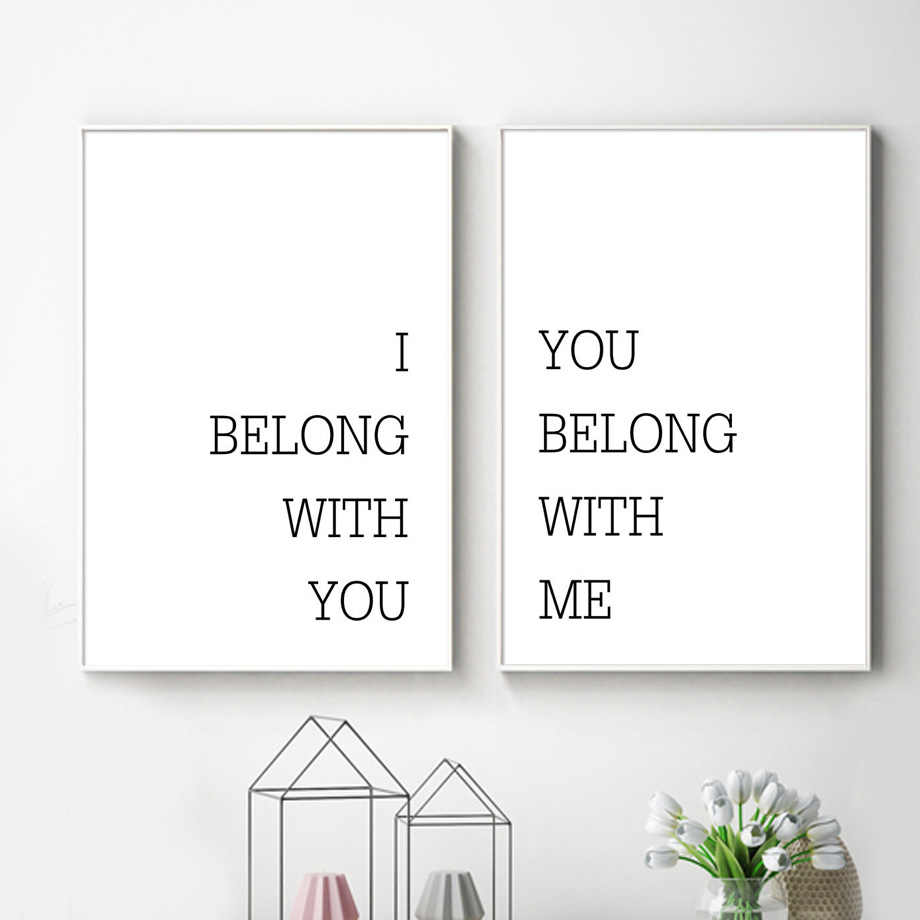 Detail Feedback Questions About I Belong With You Belong With Me