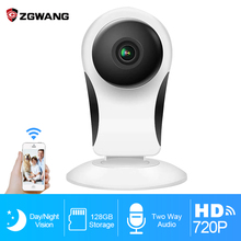 ZGWANG Nanny Baby Sleep Monitor Camera Security IP 2 Way Talk Night Vision Babysitter Video Surveillance
