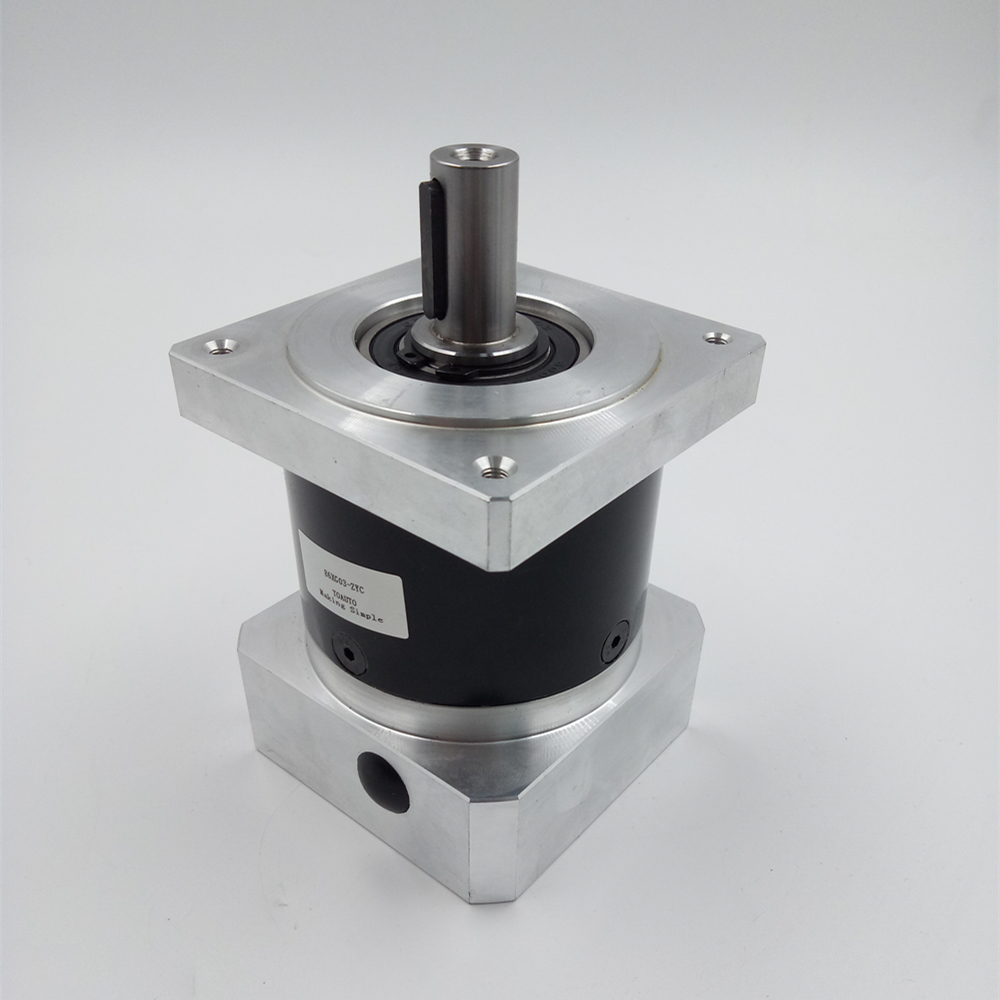 High Precision NEMA34 86mm Planetary Gearbox Reducer Ratio 3/5/10:1 Acrmin 15 for 86mm Servo Motor 86BYG New precision planetary gearbox