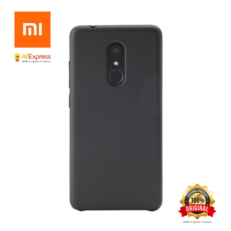 Xiaomi Original Case for Redmi 5 Redmi 5 Plus Hard Case PC+Panting Protective Cover PET Screen Protector Redmi5+ Redmi5 Plus