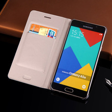 цена на Flip Cover Wallet Leather Case For Samsung Galaxy A5 2016 A 5 A52016 SM A510 A510F SM-A510F Shockproof 360 Full Protective Case