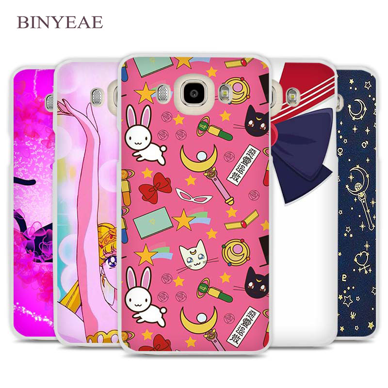 BINYEAE Chibi Luna Phone Case Cover for Samsung Galaxy J1 J2 J3 J5 J7 C5 C7 C9 E5 E7 2016...  samsung luna phone case | Samsung Galaxy Luna TracFone Smartphone with Case, and 1200 Mins/Texts/Data on QVC BINYEAE Chibi font b Luna b font font b Phone b font font b Case b