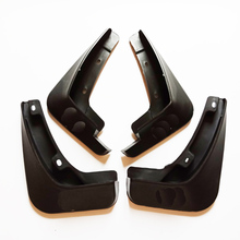 Free Shipping High Quality ABS Plastics Automobile Fender Mudguards Mud Flaps For 2017 Buick Verano type a durometer test block shore a high quality rubber and plastics with fast shipping