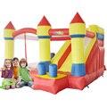 Yard combo niños juguetes castillo hinchable con tobogán trampolín inflable obstáculo oferta especial para países europeos