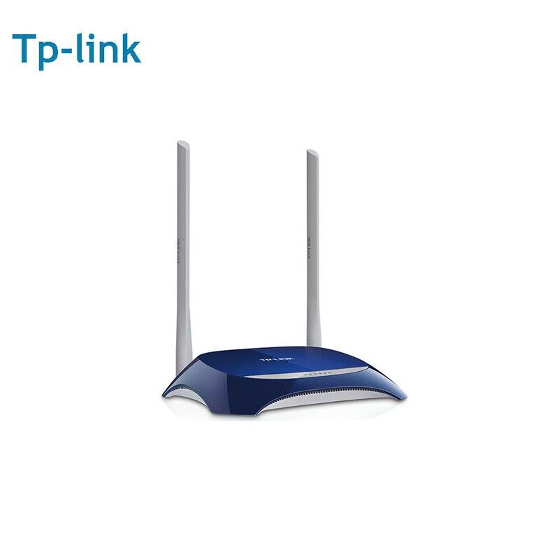 Tp-link routeur sans fil Wifi haute vitesse TL-WR841N 300 Mbps débit de Transmission Wifi gamme d'extension