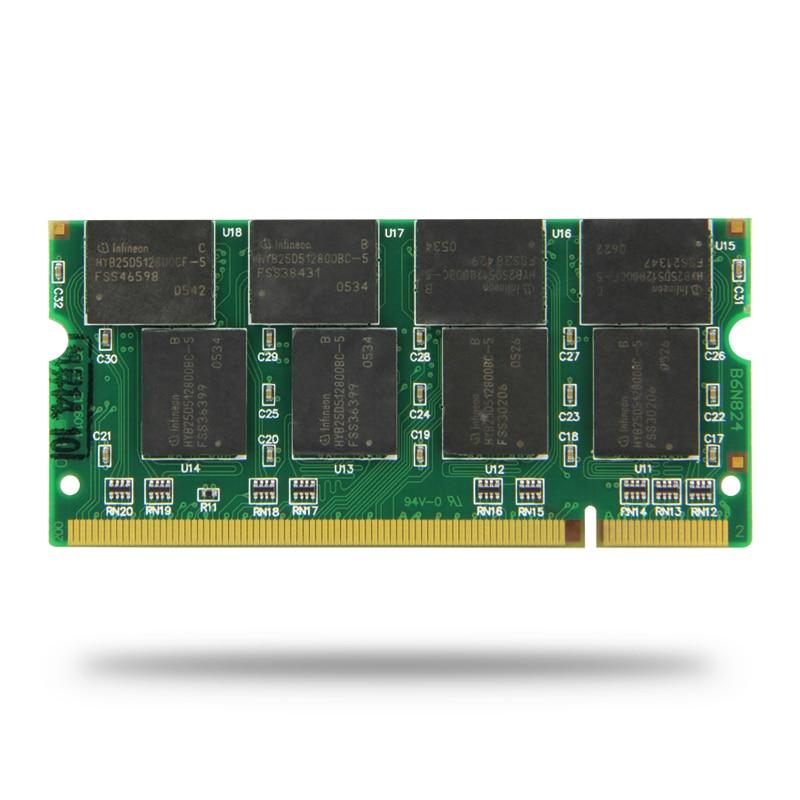 XieDe Memory Ram DDR 1GB para portátil Sodimm Memoria 400 Mhz 333MHz - Componentes informáticos - foto 3