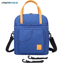 mommore New Maternity Backpack Nappy Diaper Backpacks For Travel Multifunctional Mother Mummy Mom Baby Bebe Bags Maternidade