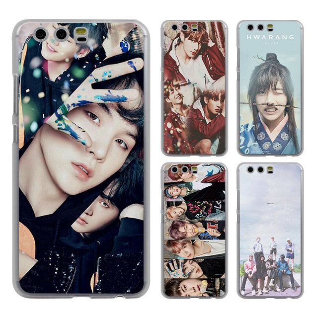 promo code 711c3 137e1 US $1.97 34% OFF|kpop BTS bangtan boys pattern Transparent hard Phone Case  cover for Huawei P Smart P20 P20Lite P10 Lite P8 P9 Lite 2017-in ...