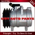 Sp10 Auto ar condicionado Compressor para Komatsu Kioti Landini trator Ferguson 717638 720975