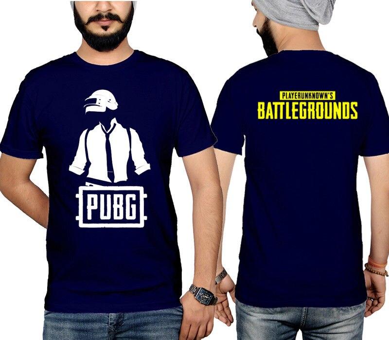 5431e5e5153e5 New PUBG TShirt Playerunknowns Battlegrounds Gaming Tees Gamers Pubg T-shirt  Cartoon t shirt men