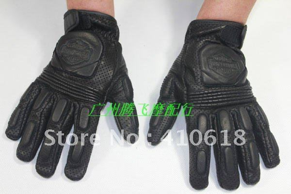98218-13VM 2012 latest leather racing gloves knight gloves