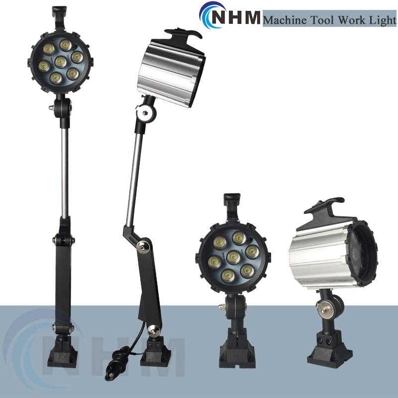Commercial Lighting Calculation Tool: NHM LED Machine Tool Working Light Lamp 24V 36V 110V 240V