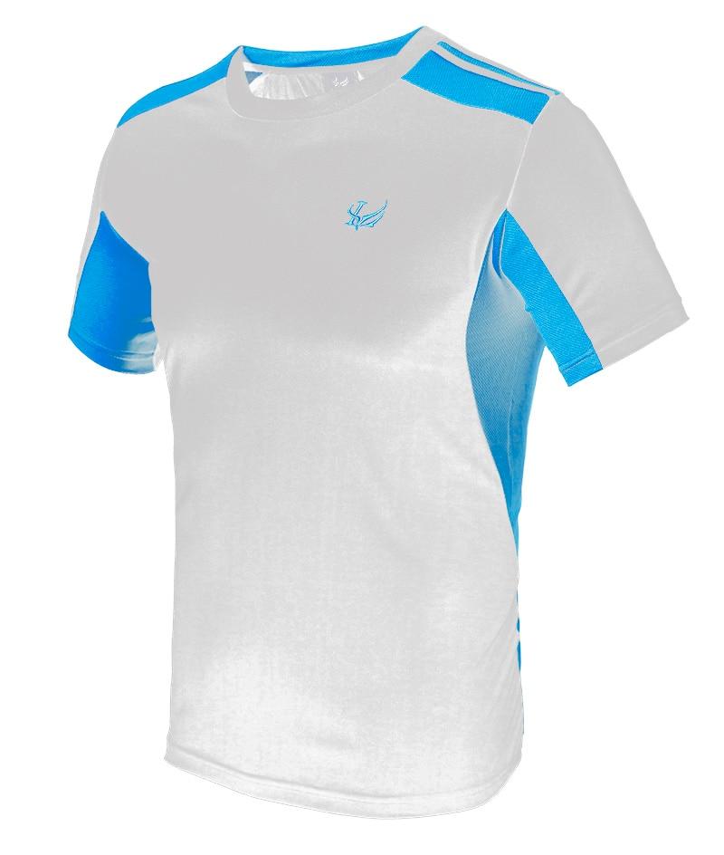 New model sports 100 polyester wholesale blank men t for Design t shirt sport