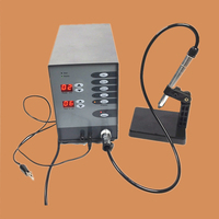1pc Welder Machine Small Portable Spot Welder Dental Argon Arc Sparkle Welder Jewelry, Dental lab equipment