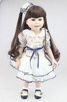 2016 SD DOLL Nowy projekt najpopularniejszą 18 cali mody anioł zagraj doll zabawki edukacji dla dziewczyny Prezent urodzinowy