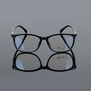 Image 3 - Breedte 138 Full frame plaat elastische benen mode mannen vrouwen bijziendheid optische glazen frames lezen glas 008 oculos de grau brillen