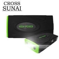 Car Jump Starter Power Bank High Capacity Starting Device Car Battery Charger Booster Portable Car Starter 600A 12V 16800mAh