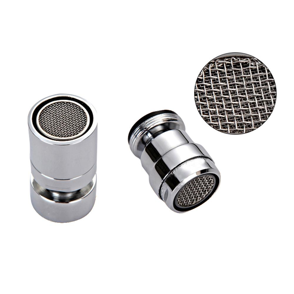 New Brass Water Saving Tap Faucet Aerator Sprayer Attachment with 360-Degree Swivel 2019 6