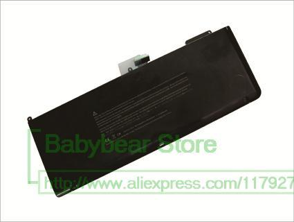 """High Quality 6600Mah Battery For Apple MacBook Pro Unibody 15"""" A1286 2011 Battery A1382 020-7134-A 661-5844 3ICP5/81/76-2"""
