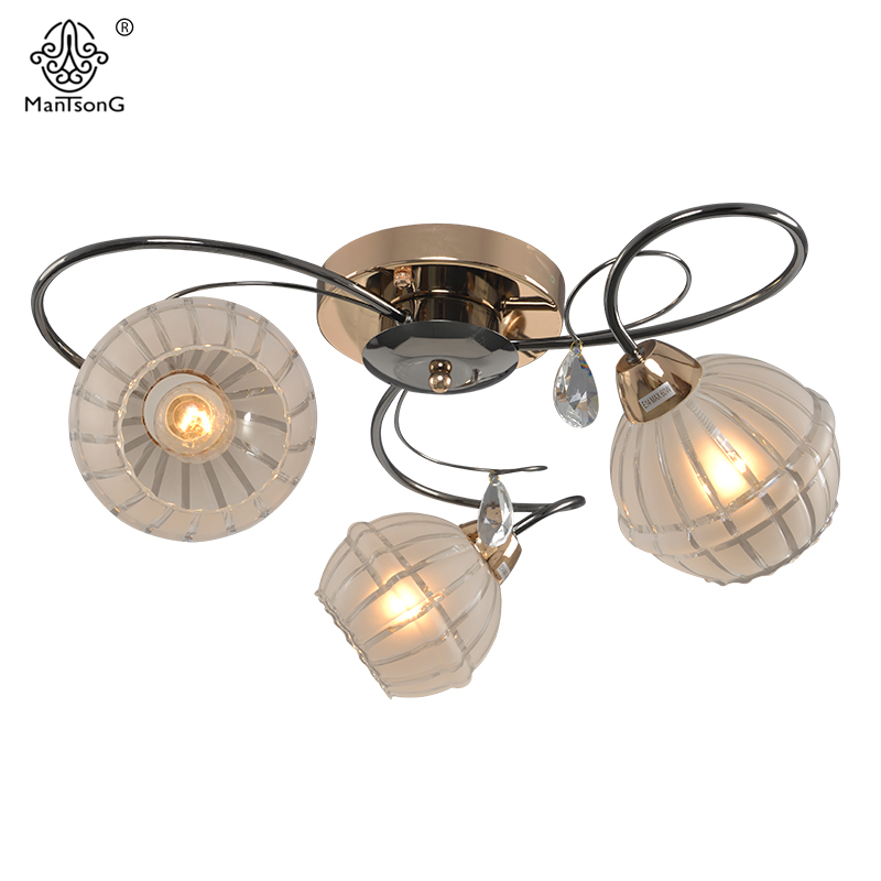 New Modern Ceiling Lamp Crystal Chandelier Light for Bedroom Living Room Home Lighting Luminaire Classical Glass Ceiling Lamps plc module c500 cn523 new original