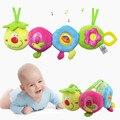 2017 Newborn Baby Toys Rattles Plush Animal  Stroller Crib Pram Toys Mobile Musical Teether Toy For Newborn
