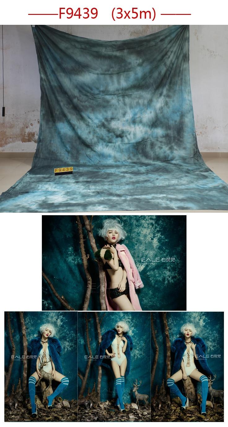 2017 Newest Tye-Die Muslin Fantasy BackdropF9439,fond de studio de photographie ,backgrounds for photo studio,size customized