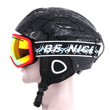 Top Quality freeze proofing Skiing Helmet ABS Ski Helmet Extreme Sports Snowboard/Skateboard ski Helmet for men and women