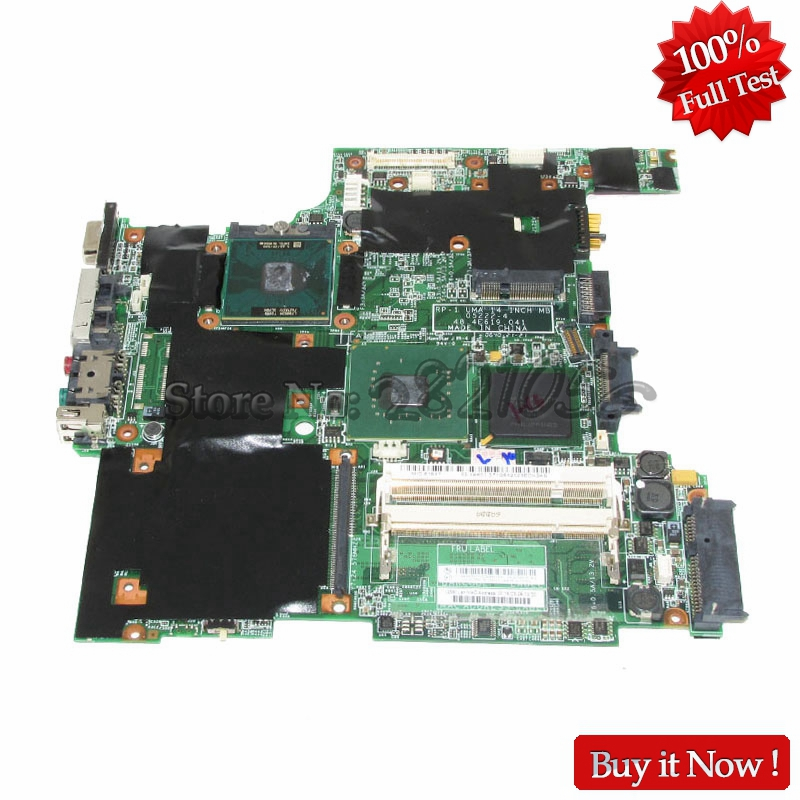 NOKOTION FRU 42W2575 PC Main Board For lenovo thinkpad R60 Laptop Motherboard 14.1 inch LCD 945GM DDR2 NOKOTION FRU 42W2575 PC Main Board For lenovo thinkpad R60 Laptop Motherboard 14.1 inch LCD 945GM DDR2
