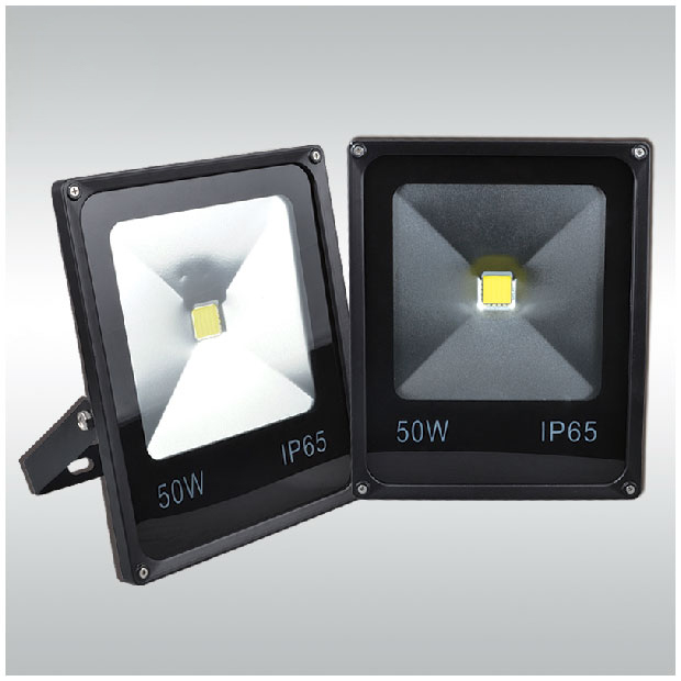 LED flood light 50W New Year waterproof IP65 Ultrathin Floodlight Spotlight Outdoor Lighting garden square light Free Shipping ultrathin led flood light 100w led floodlight ip65 waterproof ac85v 265v warm cold white led spotlight outdoor lighting
