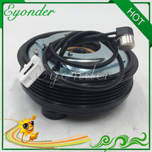 Air-Conditioner-Compressor Mazda Magnetic-Electromagnetic-Clutch A/C for 5 Cr19/Mpv/1.8/..