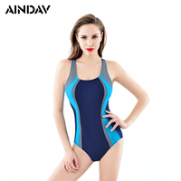 New Arrival Athlete Bathing Suit Swimming Suit For Women One Piece Swimsuit Female Slim Swimwear Ladies