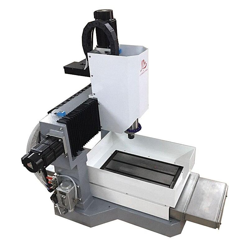 LY CNC 3040 cast iron servo motor 3 axis off line control (4)