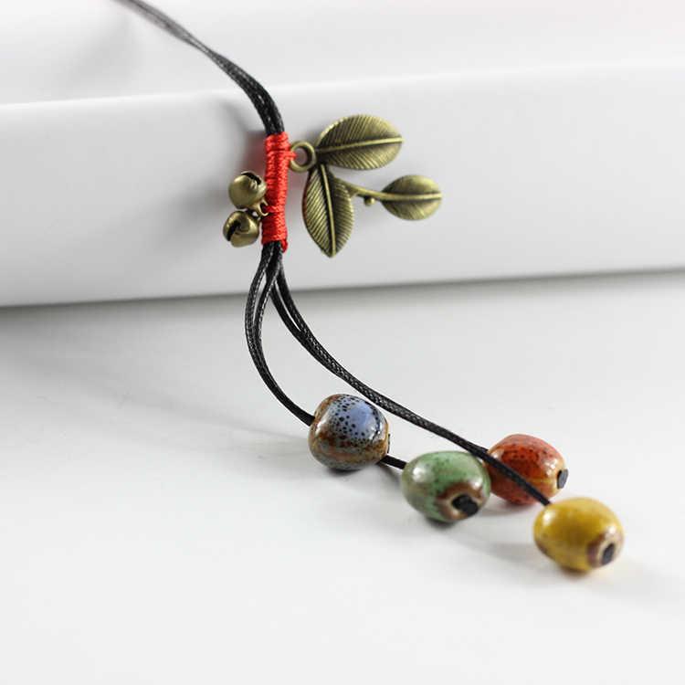 Miredo Perhiasan Grosir Sederhana Keramik Kalung Wanita Ibu Hadiah Kalung Liontin Gratis Pengiriman 1770