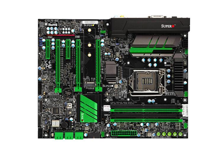 C7Z170-OCE Game Board Z170 Chipset LGA1151