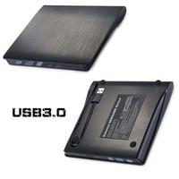KH External USB 3.0 High Speed DL DVD RW Burner CD Writer Slim Portable Optical Drive for Asus Samsung Acer Netbook Universal hp