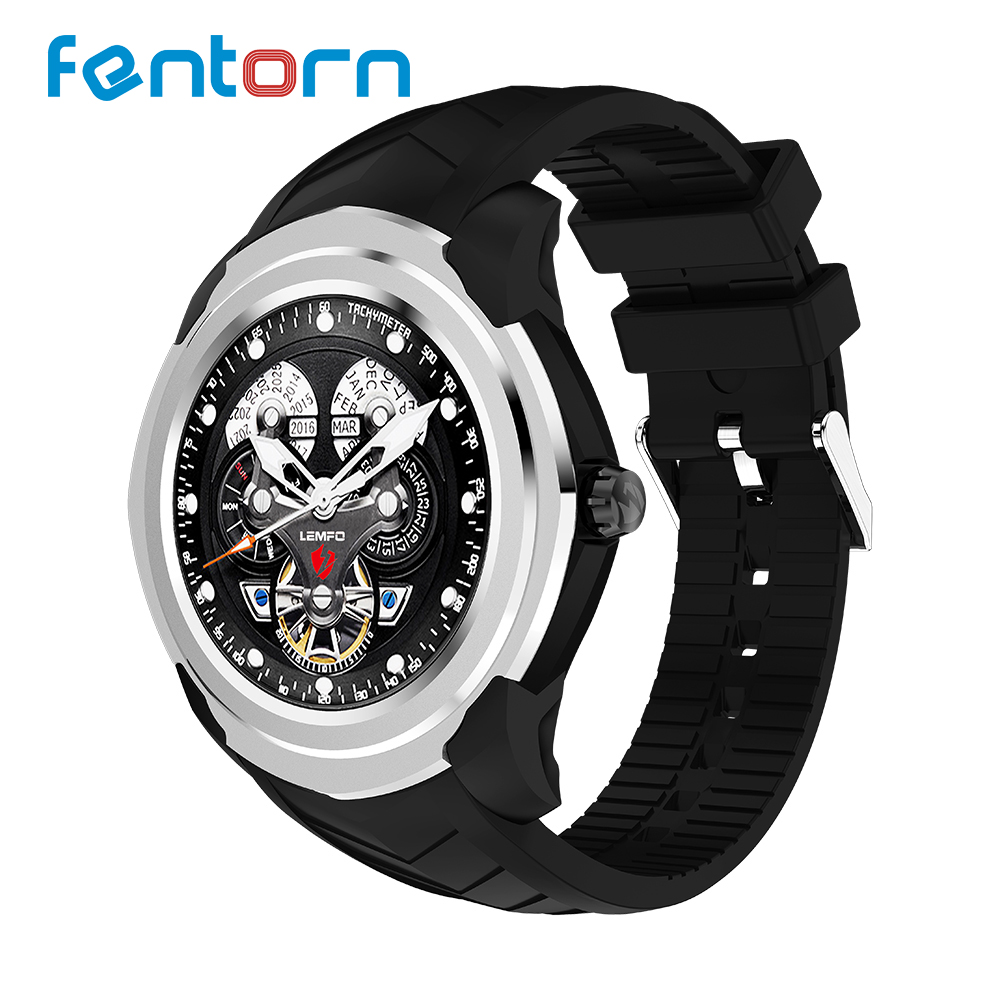 LF17 Smart Watch Men Support Bluetooth 3G Wifi GPS 512MB 4GB Heart Rate Monitor Pedometer Sim