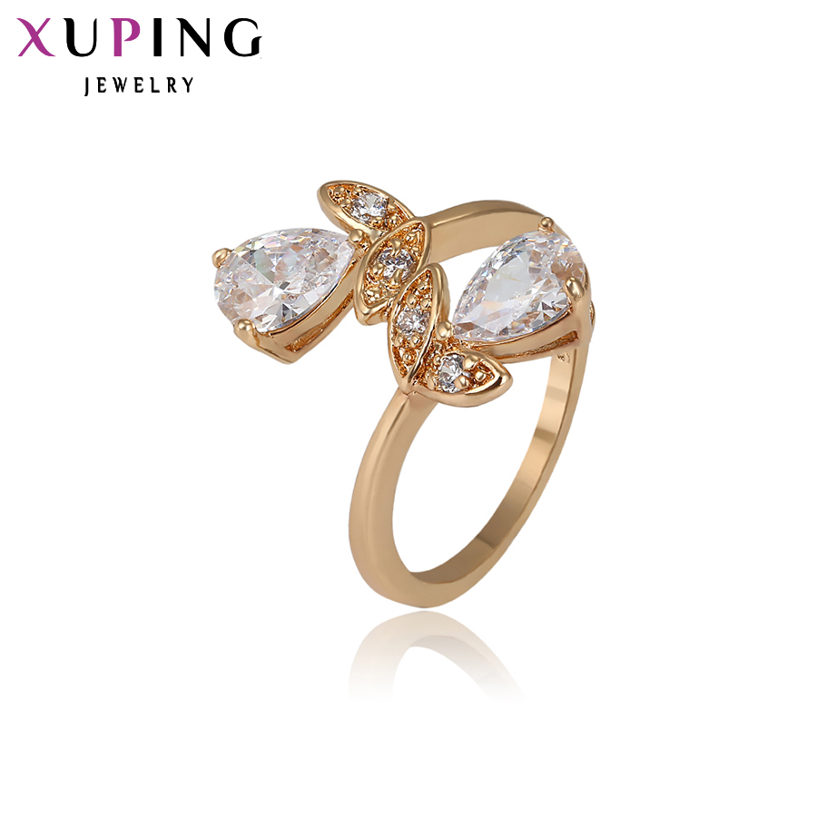 Xuping Elegant Ring Fashion For Women Simple And Beautiful