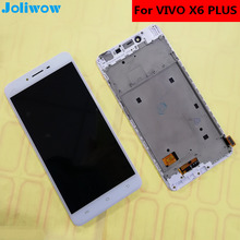 Tested! TFT For VIVO x6 PLUS LCD Display+Touch Screen+frame Digitizer Assembly Replacement Accessories FOR phone 5.7 x6plus