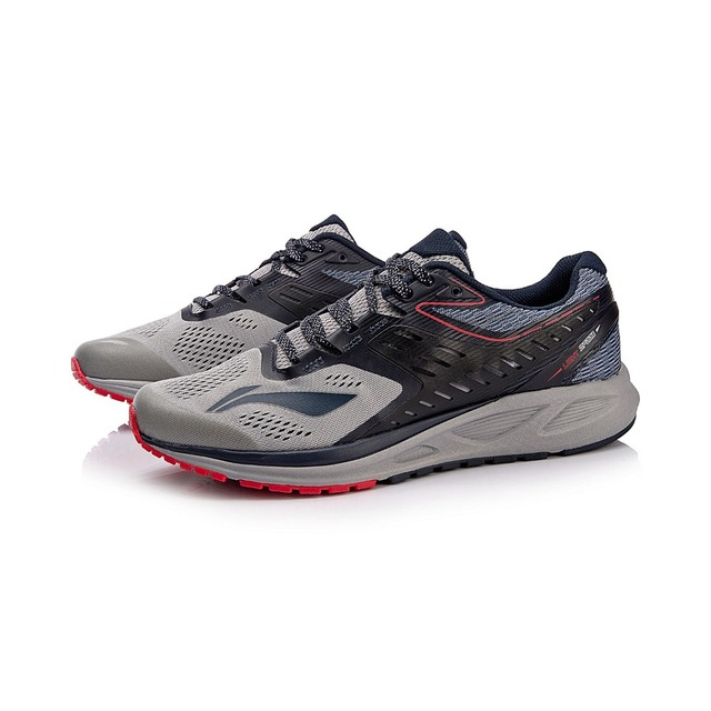 Li-Ning Men FLASH Running Shoes Cushion Wearable LiNing Sport Shoes Breathable Comfort Fitness Sneakers ARHN017 XYP669 4