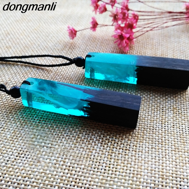 P378 dongmanli fashion woman resin handmade pendant necklaces for p378 dongmanli fashion woman resin handmade pendant necklaces for womens jewelry natural wood rope chian christmas mozeypictures Gallery