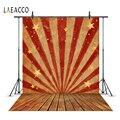 Laeacco сценический фон для фотосъемки ребенка  дня рождения  вечеринки  Золотой Звезды  деревянный пол  Фотофон для фотостудии
